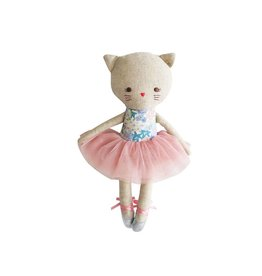 Odette Kitty Cat Ballerina Doll
