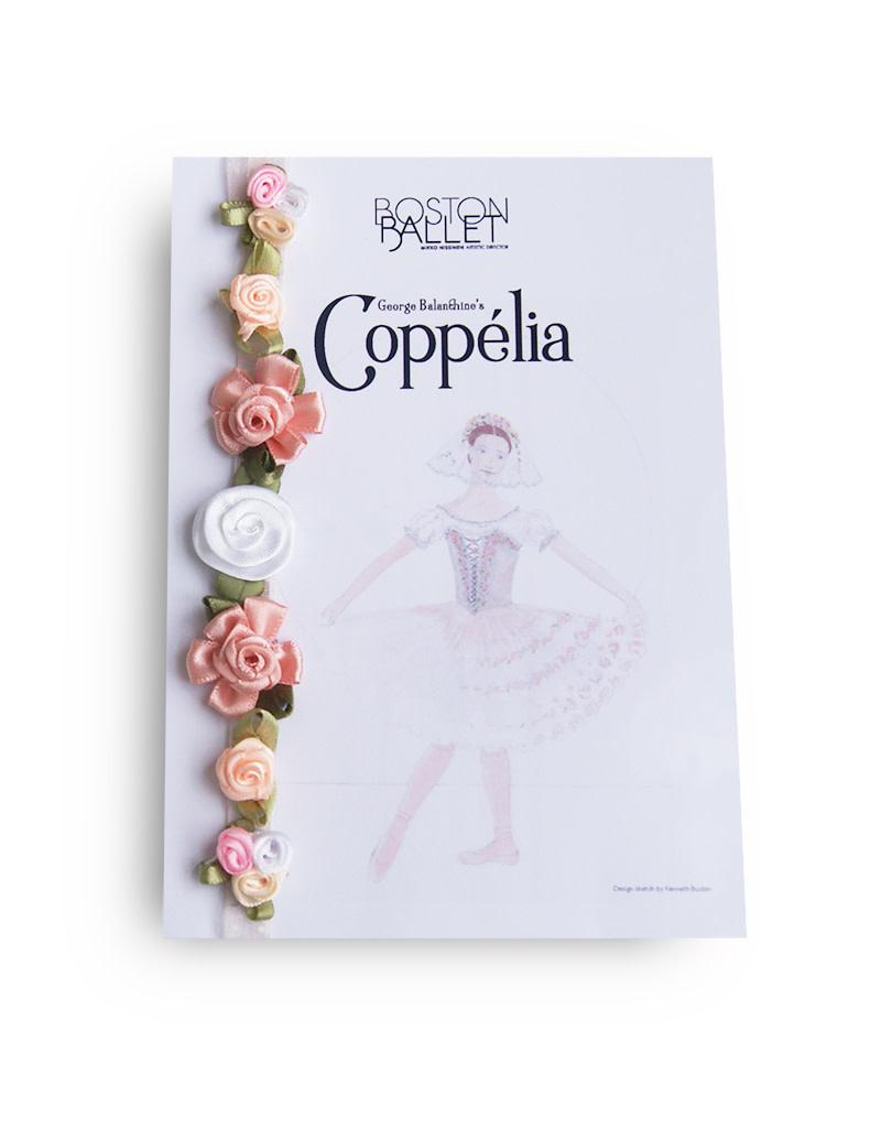 Bun Flower:  Coppélia
