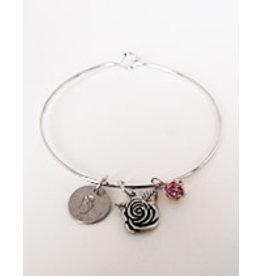 Coppélia Bangle Bracelet