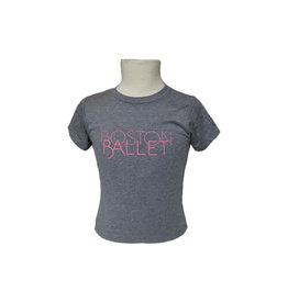 Boston Ballet Youth Tee Pink, SDP Pre-Order
