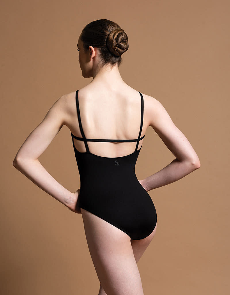 Motionwear Structured Drop Back Cami Leotard, SDP Pre-Order