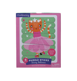 Puzzle Sticks: Dancing Ballerinas