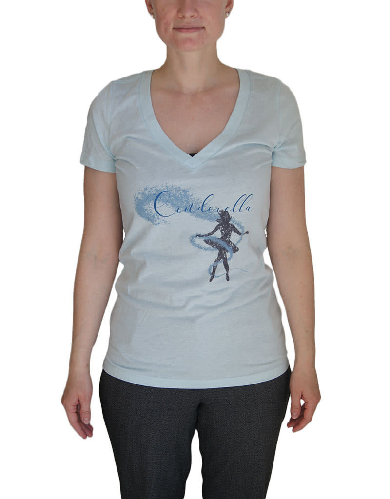 Cinderella Fitted Tee
