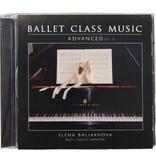 Ballet Class Music: Advanced