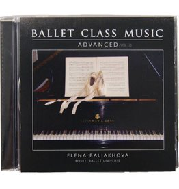 Ballet Class Music: Advanced