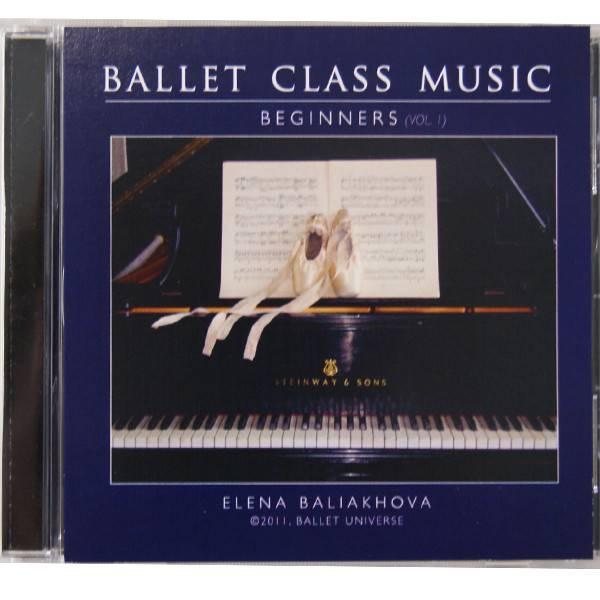 Ballet Class Music: Beginner