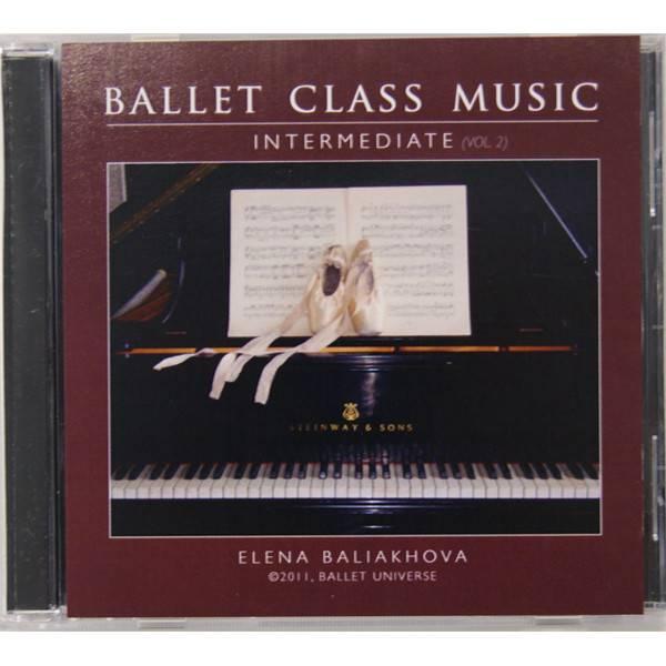 Ballet Class Music: Intermediate
