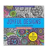 Joyful Designs Coloring Book