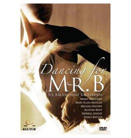Dancing for Mr. B DVD