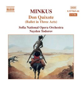 Don Quixote CD