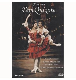 Don Quixote DVD