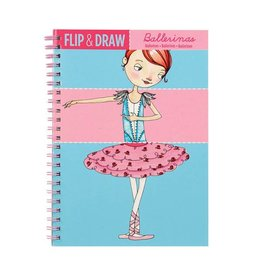 Flip and Draw Ballerinas