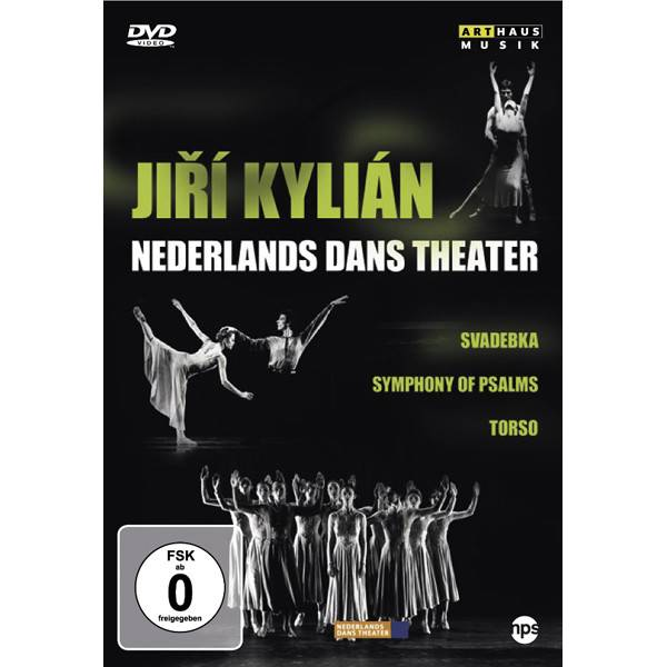 Kylián Symphony of Psalms DVD