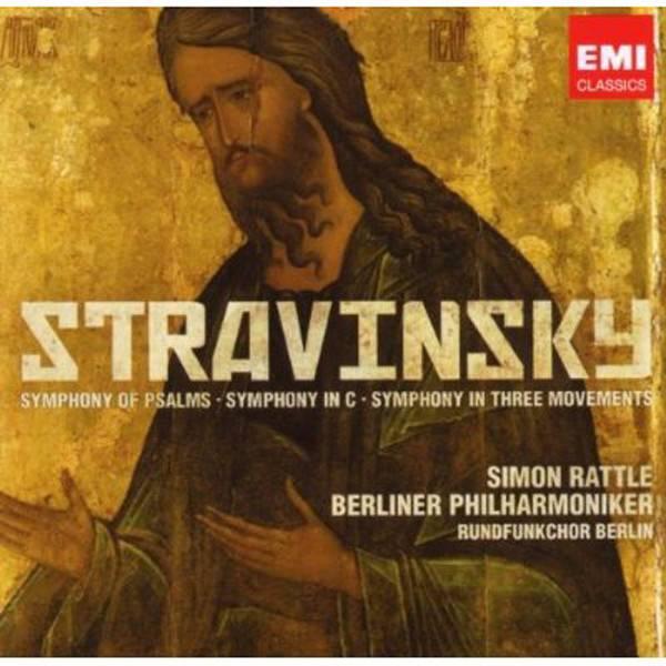 Symphony of Psalms CD