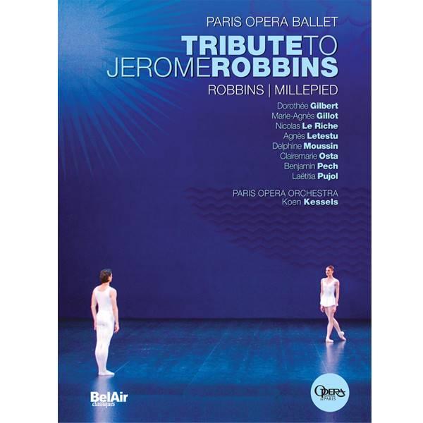 Tribute to Jerome Robbins DVD