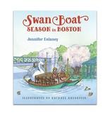 Swan Boat Season in Boston
