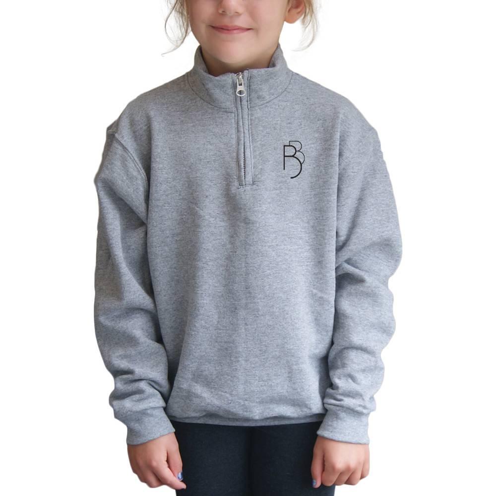 1/4 Zip Sweatshirt Youth