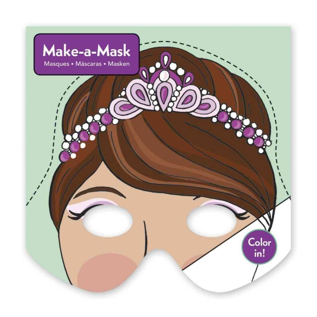 Make A Mask Princesses