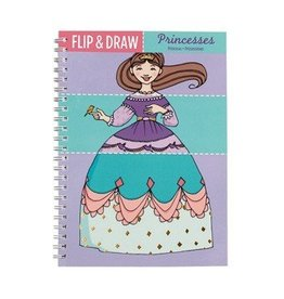 Flip and Draw Princesses