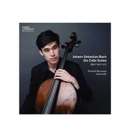 Bach Cello Suites CD