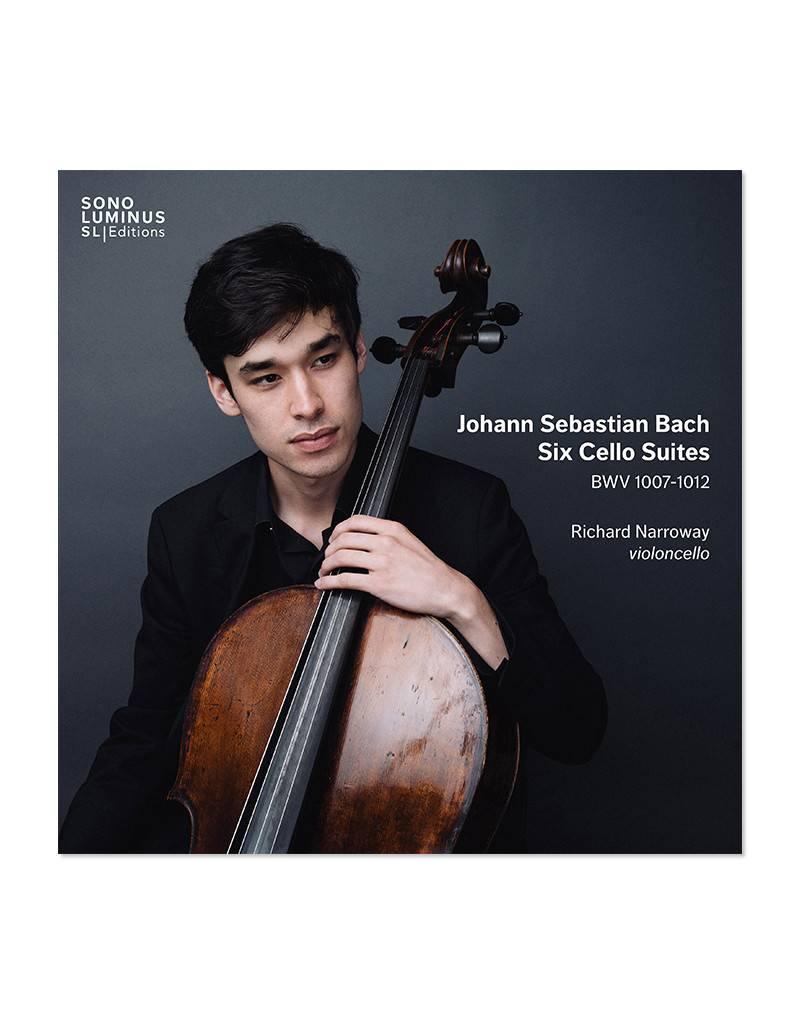 Bach Cello Suites CD