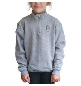 1/4 Zip Sweatshirt Youth, SDP Pre-Order