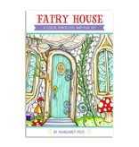 Fairy House: A Color, Punch Out, and Play Set