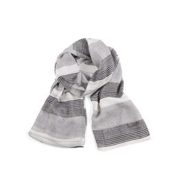 Scarf: Britta Stripes Navy