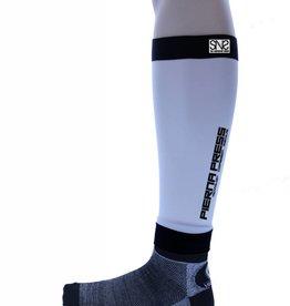 vlmn Pierna-Bas de compression Blanc