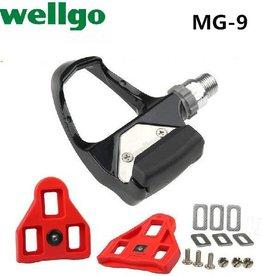 Wellgo Pédale Wellgo WPD MG9