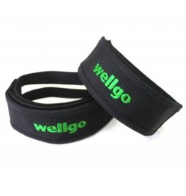 Wellgo Strap double noir wellgo W-8