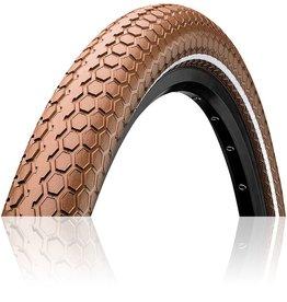 Continental pneu Continental Retro Ride 700 X 50 Brown-Brown Reflex