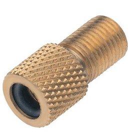 Adaptateur A valve Presta vers Shrader