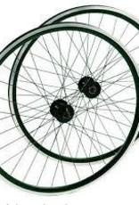 roue ARR. DAMCO 700c noir DOUBLE.FREEW.EC Fix