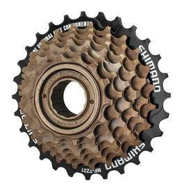 Shimano roue libre MF-TZ07 FREEW.7 SP.14/28T 7 vitesses
