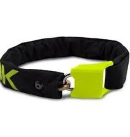 cadenas hiplock vert fluo noir