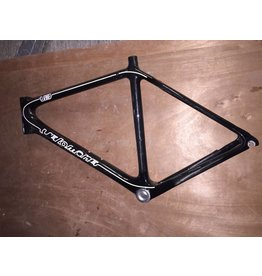 Velomane Cadre seulement carbone route 19'' Clear coating