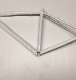 cadre 15' avec pivots blanc