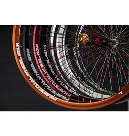 Perpetual wheel Roue ppw arriere 24T-700c- noir