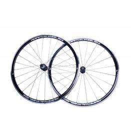 Perpetual wheel Roue PPW 32 T-700 arrière noir, endurance