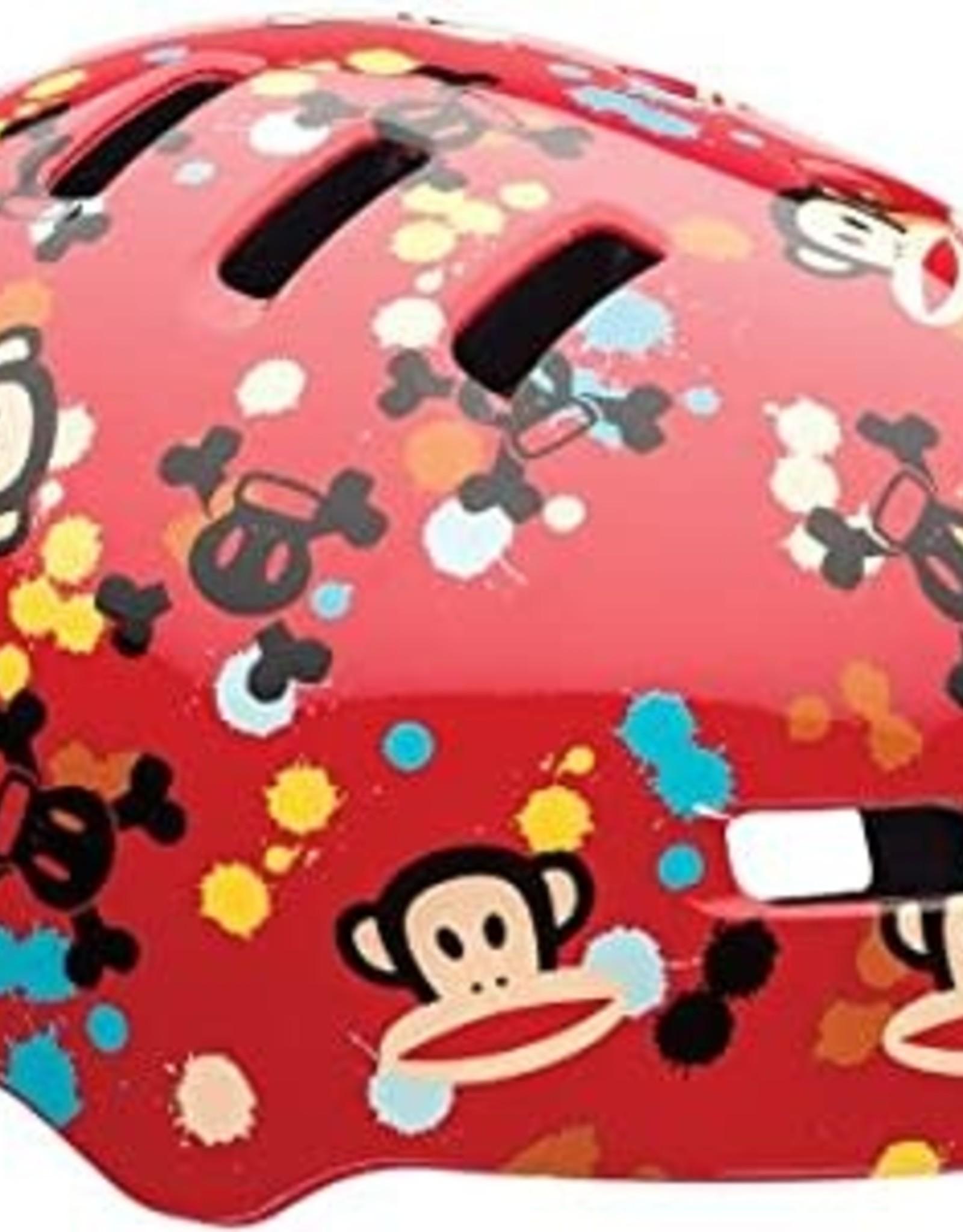 Bell Helmet - Casques FRACTION Red PF Paint Ball XS