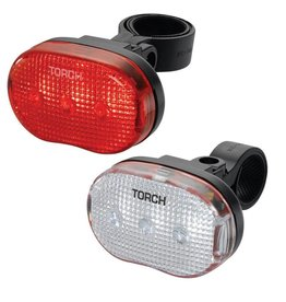 Torch Torch, Tail Bright 3 Premium, Flashing light, Set