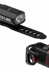 Lezyne Hecto Drive 500XL/Stick Light Set