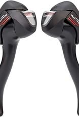 Shimano Shimano, ST-A070 Tourney , Shift/Brake lever combo, 2x7sp., Pair
