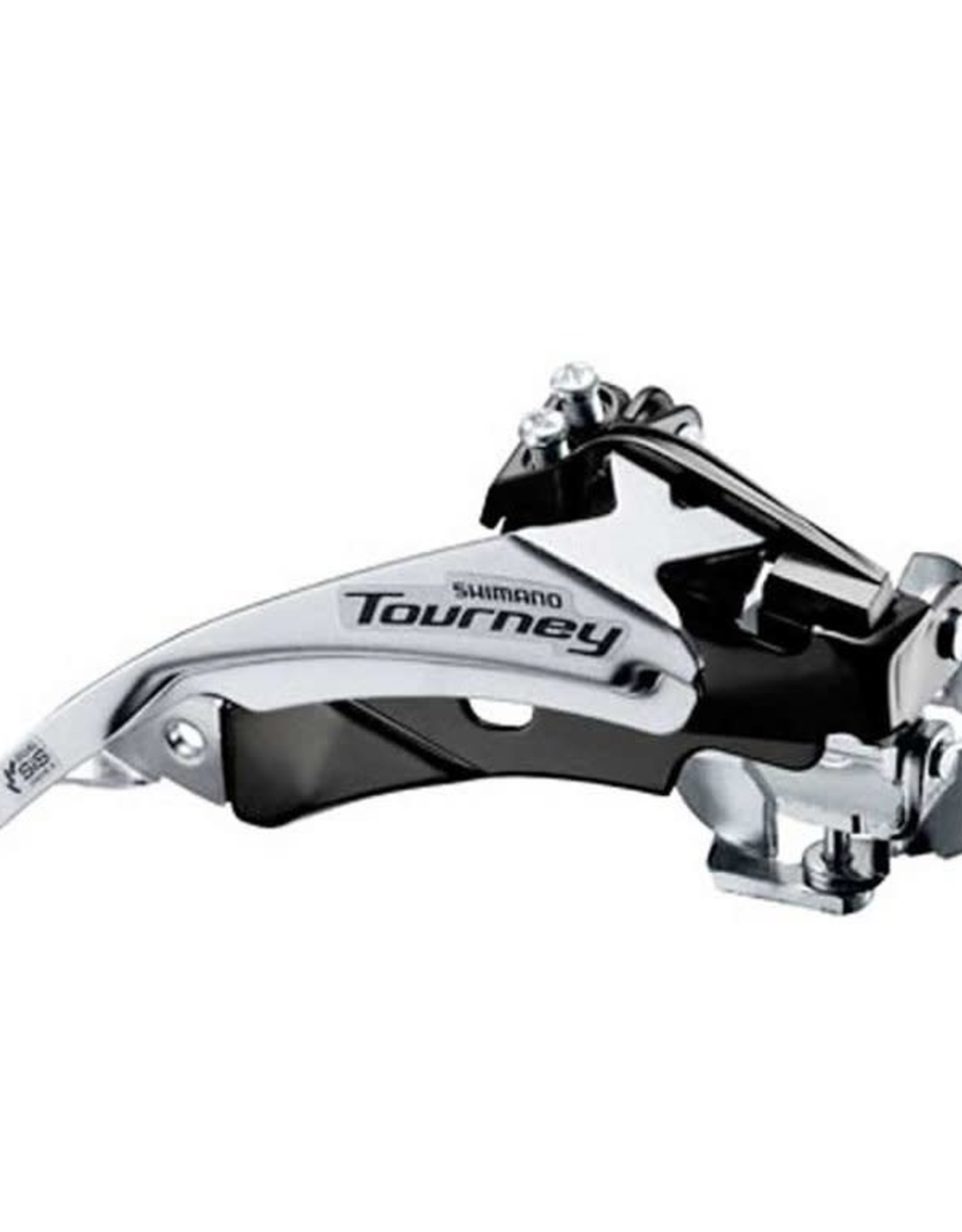 Shimano Shimano, Tourney FD-TY500, Front derailleur, 6/7sp., Top Swing, dual Pull, Low, 34.9/31.8/28.6mm