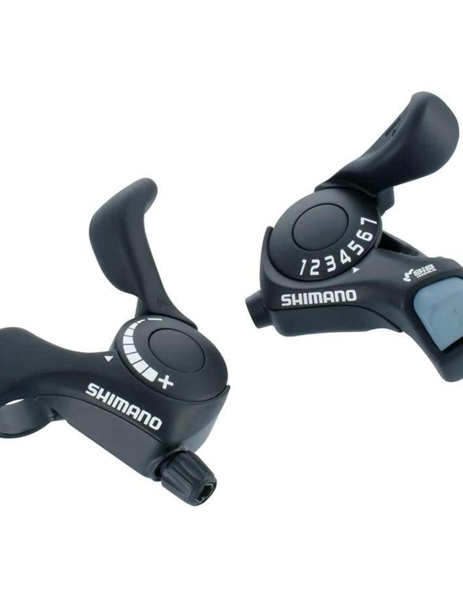 Shimano Shimano, Tourney SL-TX30, Shift levers, 6 sp., Pair
