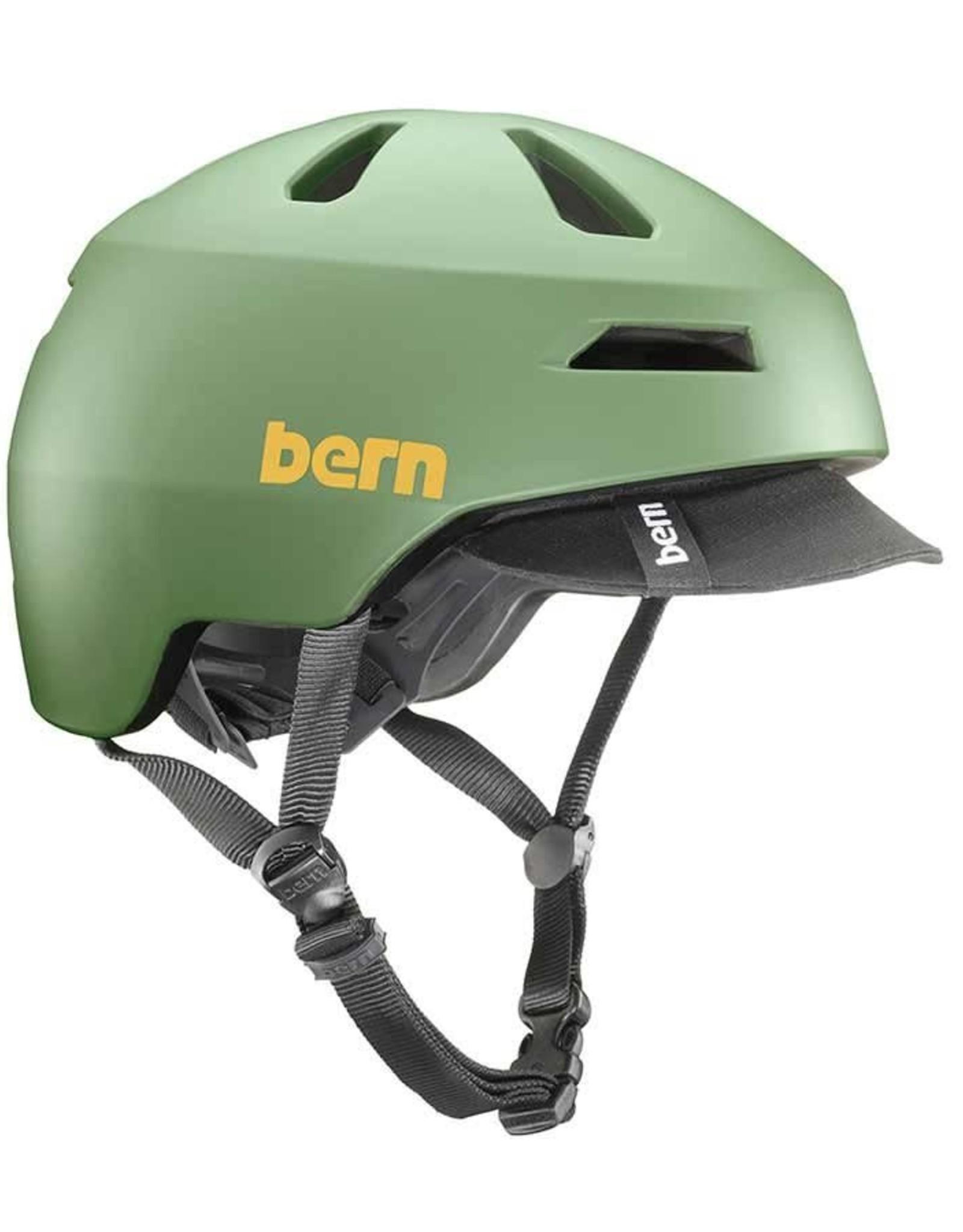 BERN Brentwood, Helmet, Pavement, Vert mat, S, 52-55.5cm