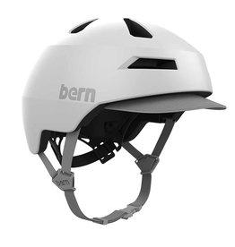 BERN Brentwood, Helmet, Pavement, Blanc satiné, S, 52-55.5cm