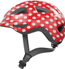Abus, Anuky 2.0 casques, rouge points blancs, S