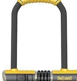 Onguard OnGuard, Combo STD 8010C, U-Lock, 13 mm x 115mm x 230mm (13mm x 4.5'' x 9'')